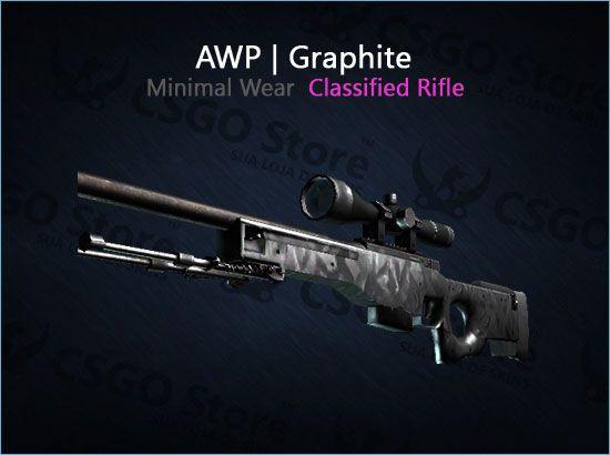 AWP | Graphite (Minimal Wear)