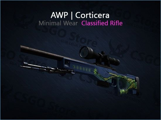 AWP | Corticera (Minimal Wear)