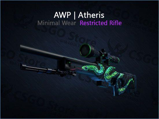AWP | Atheris (Minimal Wear)