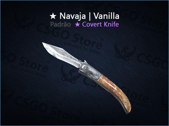 ★ Navaja Knife | Vanilla (Padrão)