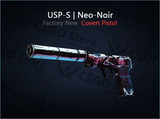 USP-S | Neo-Noir (Factory-New)