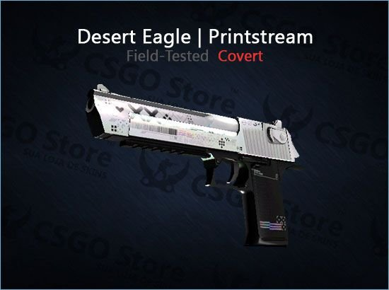 Desert Eagle | Printstream (Field-Tested)