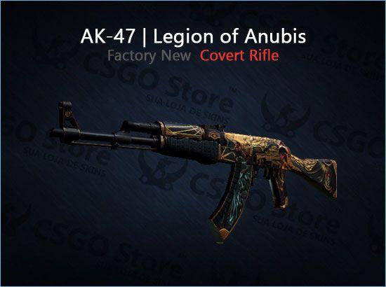 AK-47 | Legion of Anubis (Factory New)