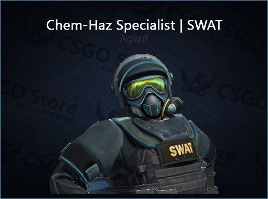 Chem-Haz Specialist   SWAT