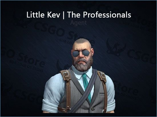 Little Kev | The Professionals