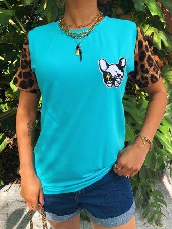 T-shirt Dog loli