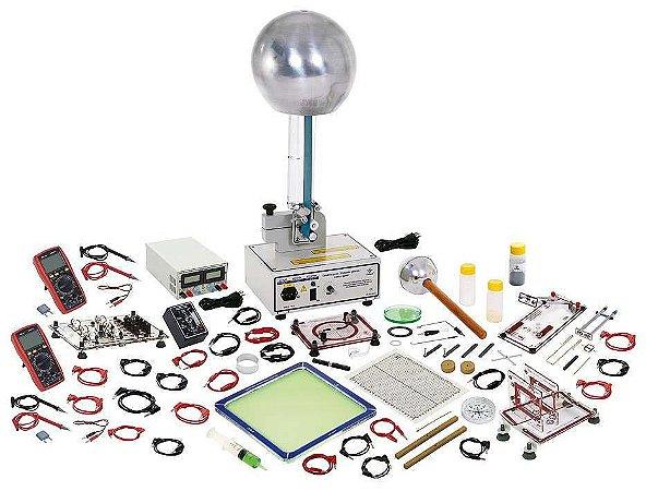 Conjunto Eletricidade, Magnetismo e Eletromagnetismo