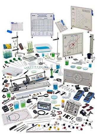 Conjunto Mestre Multidisciplinar - Física, Matemática, Química e Biologia