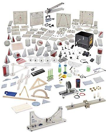 Unidade matemática, multicronômetro digital com rolagem, 12 funções, sensor, 5 grupos