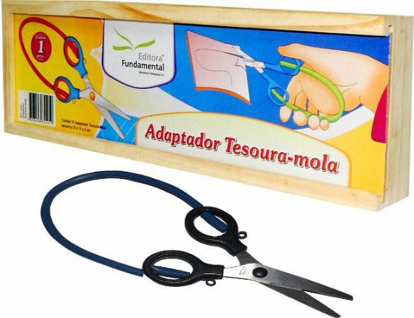 Adaptador Tesoura-mola