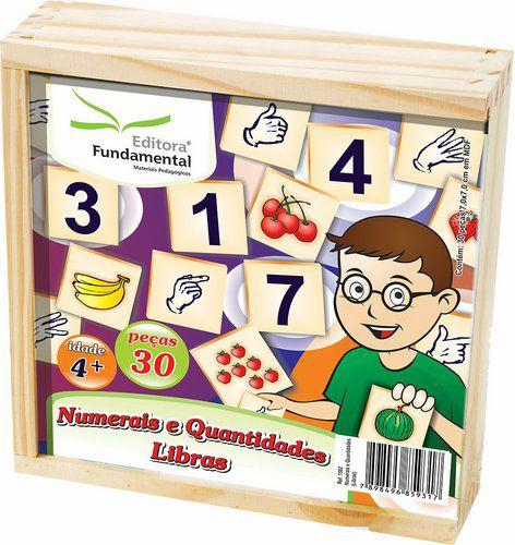 Numerais e Quantidades em Libras