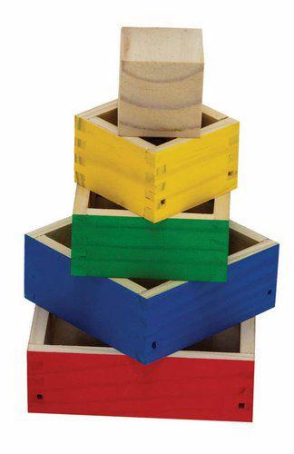 Cubos de Encaixe - 5 peças
