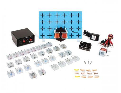 Kit de Física - Eletricidade Avançada