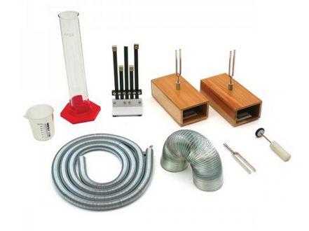 Kit de Física - Acústica e Ondas