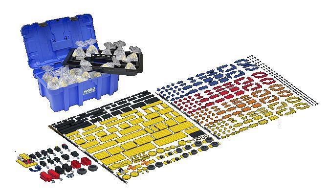 Kit Robótica - Ensino Fundamental I - 4° e 5° anos