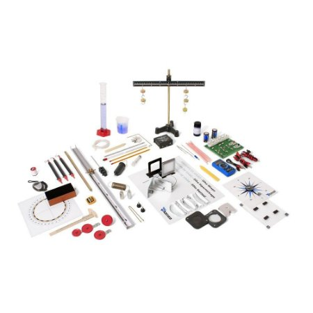 Kit de Física - Conjunto Básico para Física Experimental
