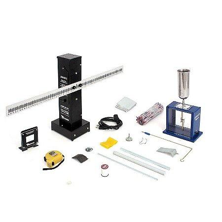 Kit de Física - Conjunto para Estudo do Efeito Fotoelétrico