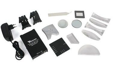 Kit de Física - Conjunto de Ótica - Básico