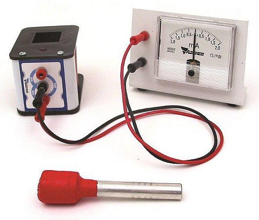 Kit de Física - Lei de Lenz
