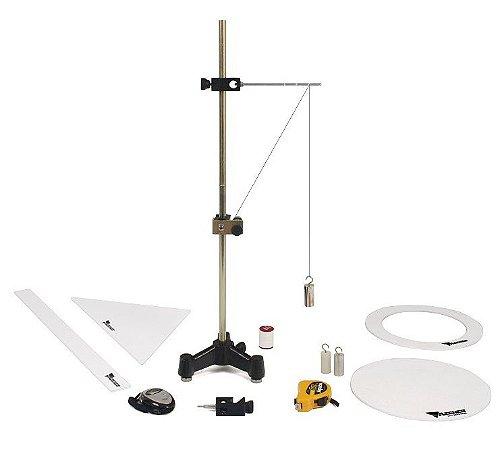 Kit de Física - Conjunto para estudos de Pêndulos Físicos