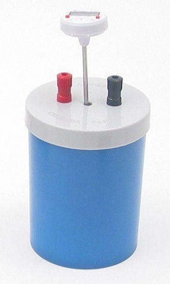Kit de Física - Calorímetro com resistência e termômetro digital