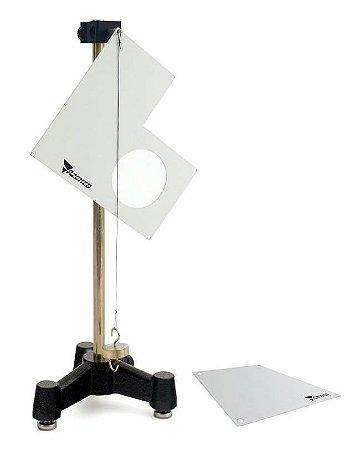 Kit de Física - Conjunto para Estudo de Baricentro (Centro de Gravidade)