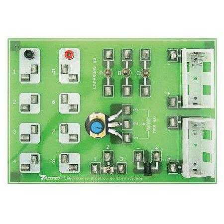Kit de Física - Placa para Ensaios de Circuito Magnético