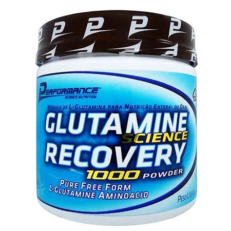 Glutamine Science Recovery 1000 Powder - 300g