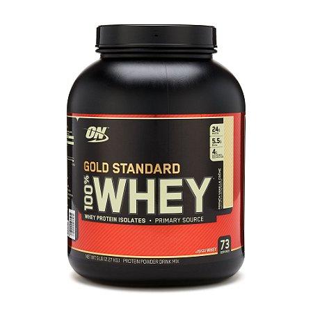 Whey Protein Isolates Gold Standard 2,3Kg - Optimum