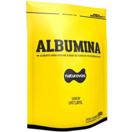 Albumina Naturovos - 500gr