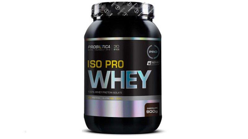 ISO PRO WHEY – 900G – Probiotica Suplementos