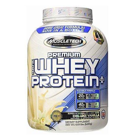 100% Premium Whey Protein Plus (2270g) - Muscletech