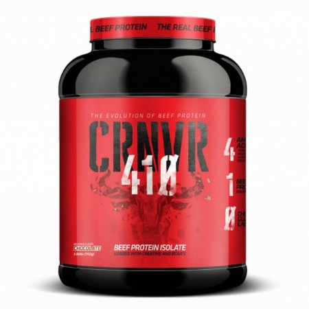 Carnivor CRNVR 410 Beef Protein Isolate - 1752g - Nutrition Import