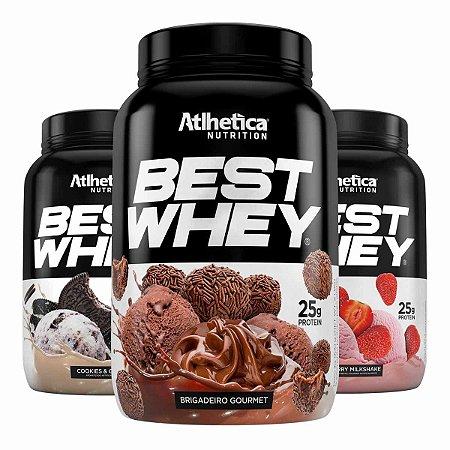 Best Whey (900g) Atlhetica Nutriton