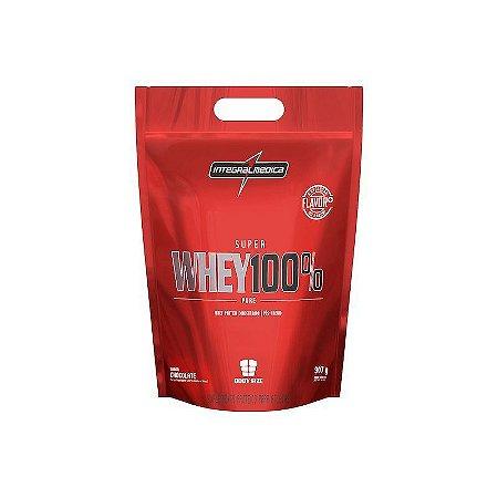 Whey 100% Pure 907g Refil - Integral Médica