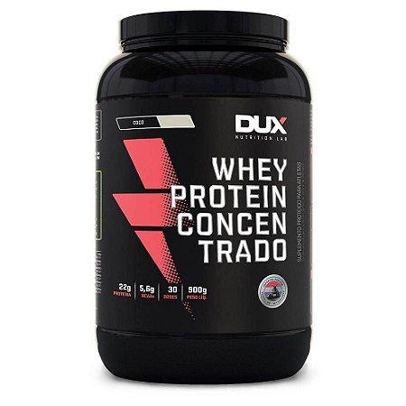 Whey Concentrado 900gr - DUX Nutrition Labs