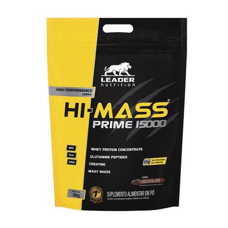HI-MASS PRIME 15000 - Leader Nutrition - 3 kg