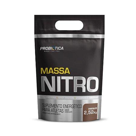 MASSA NITRO – 2,52 KG