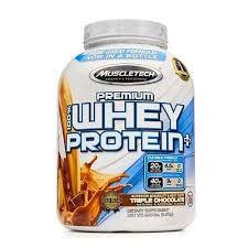 MuscleTech 100% Whey Protein Premium Plus