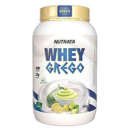 Whey Grego - Nutrata - 900g