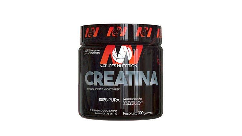 CREATINA MONOHIDRATE - Natures nutrition - 300g
