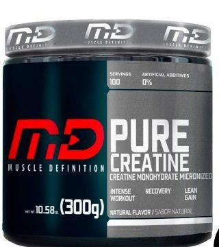 Pure Creatine (300g) – Muscle Definition