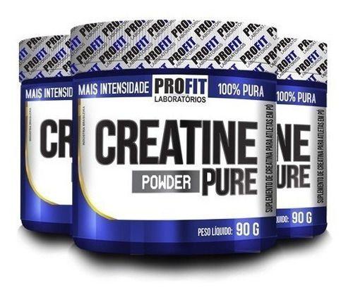 CREATINE PURE POWDER - 90g