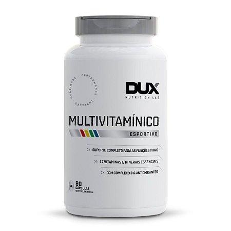 MULTIVITAMÍNICO DUX - POTE 90 CÁPSULAS