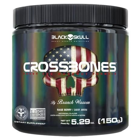 CROSSBONES - 150G - blackskull