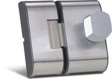 Fechadura PV90 2R-B Inox S/ Puxador