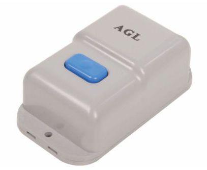 Acionador de Fechaduras com fonte interna AGL 12V