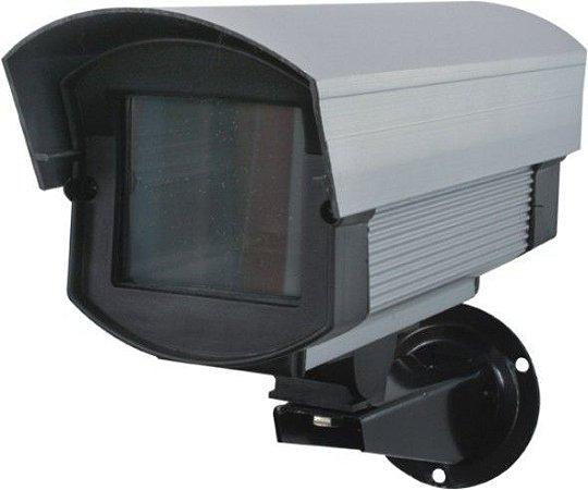 Caixa de proteção para micro câmeras- Alumínio