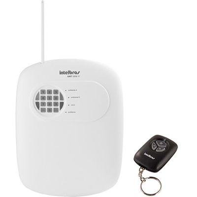Central de Alarme 4 Setores com Discadora Telefônica- Intelbras ANM 2004