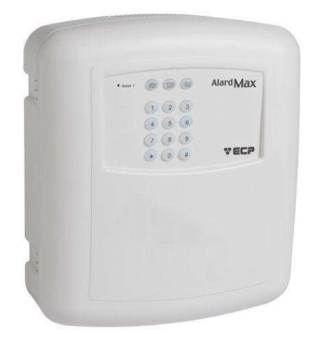 Central de Alarme ECP Max 1 para Sensores com ou sem fio- Discadora Incorporada